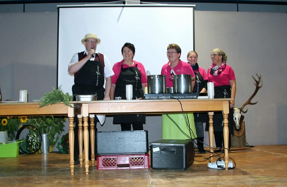 Eindr cke landfrauenverband pfalz for Thomas storz